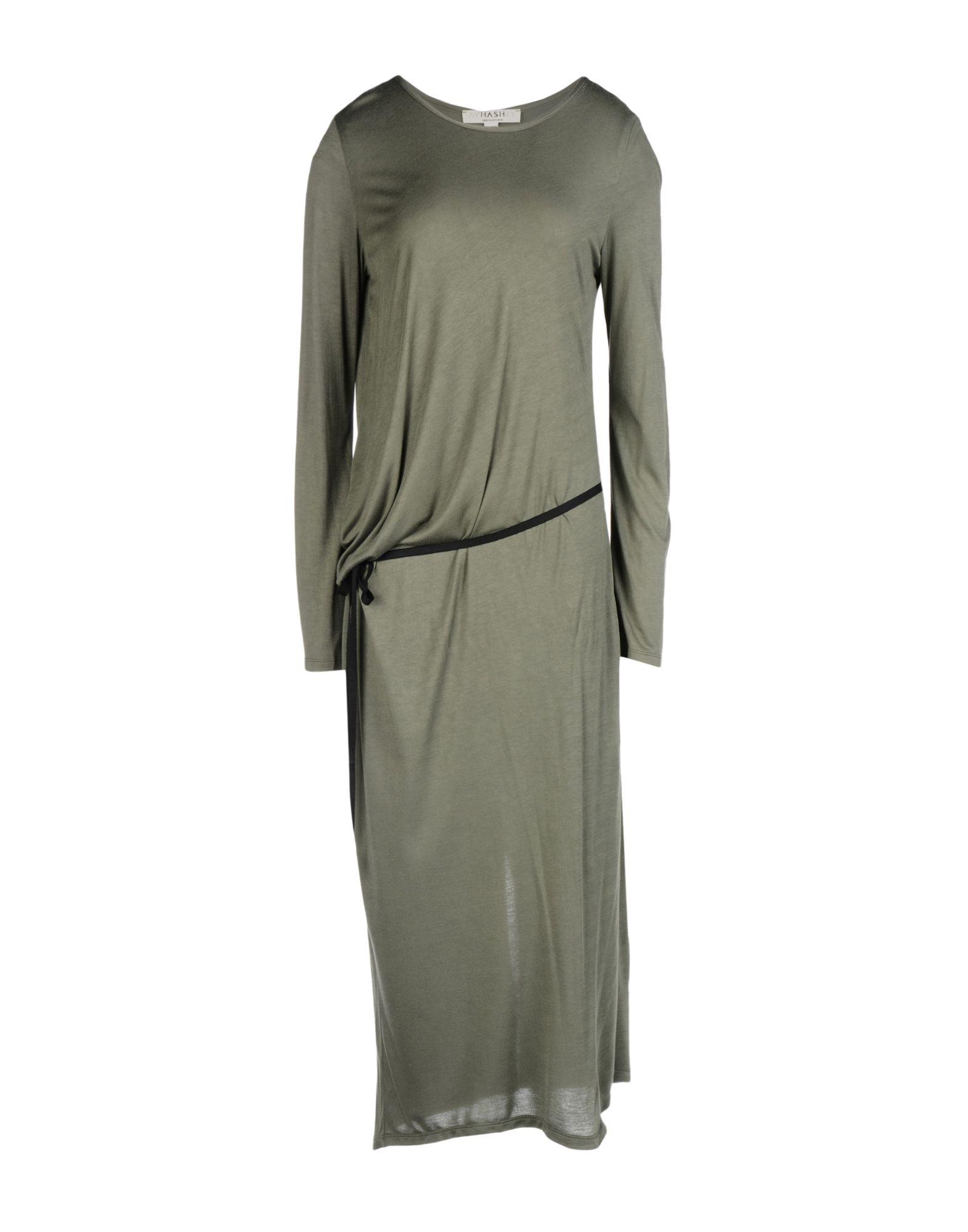 ANNE VALERIE HASH Платье длиной 3/4 lisa corti платье длиной 3 4