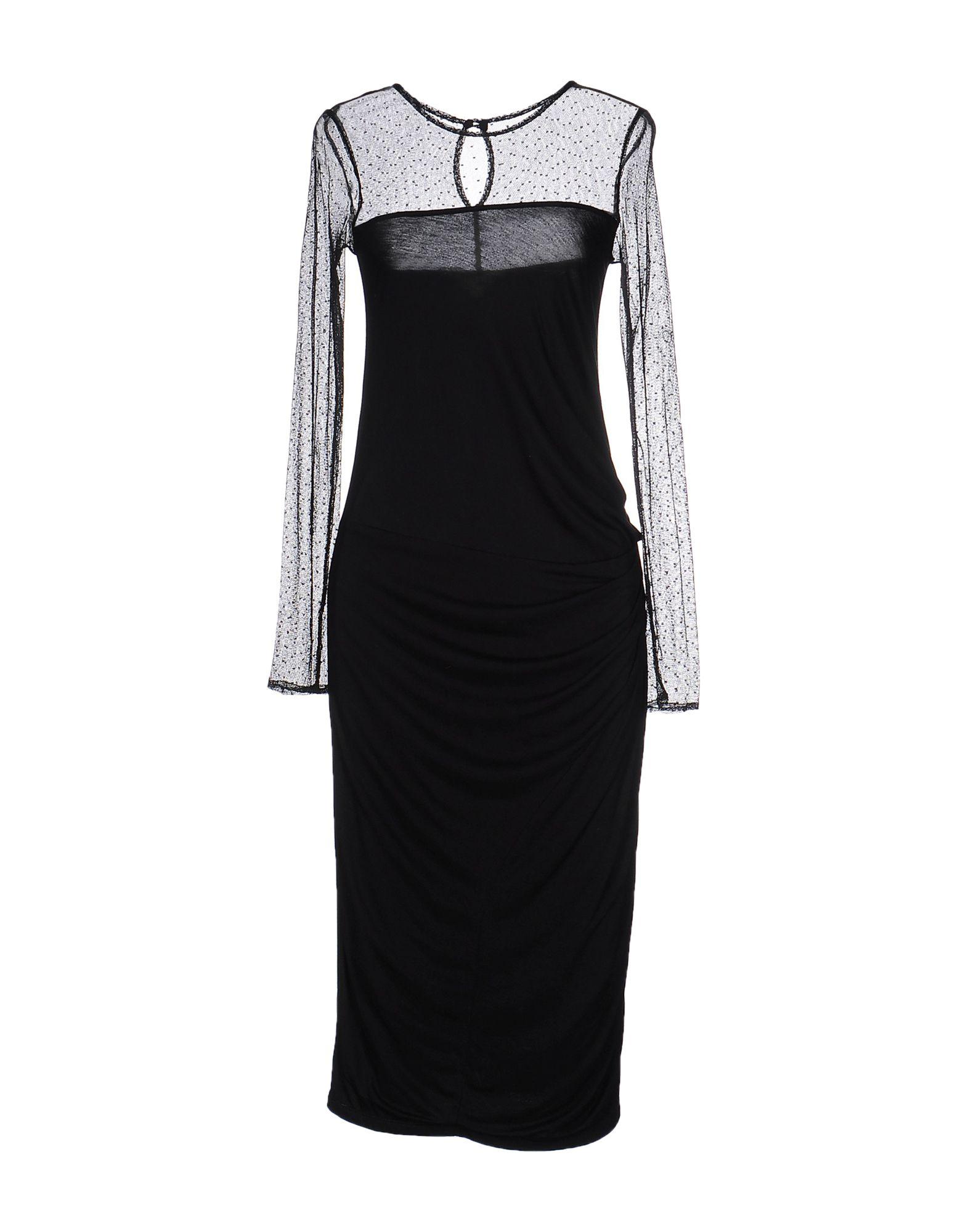 где купить ANNE VALERIE HASH Платье до колена по лучшей цене