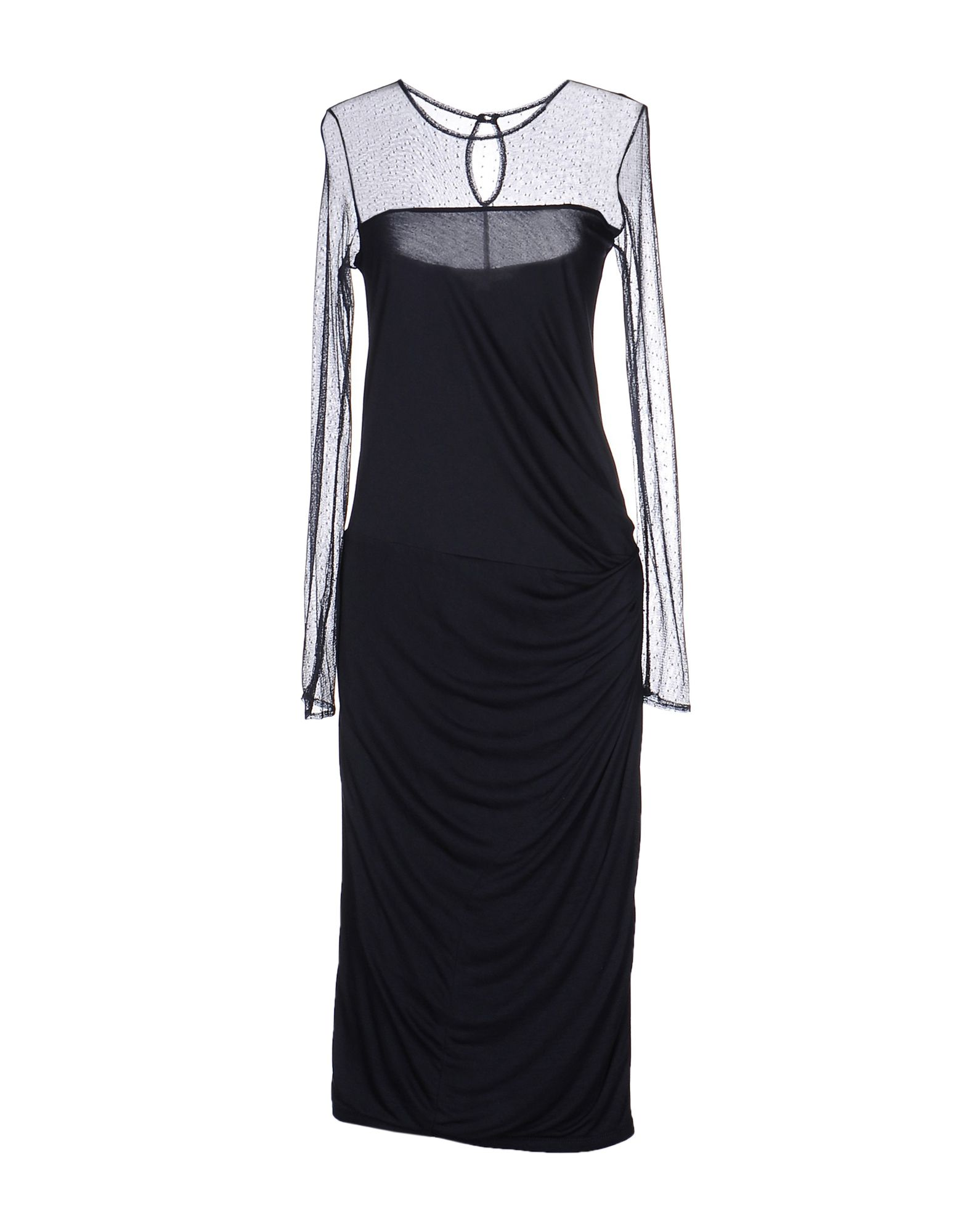 цена ANNE VALERIE HASH Платье до колена онлайн в 2017 году