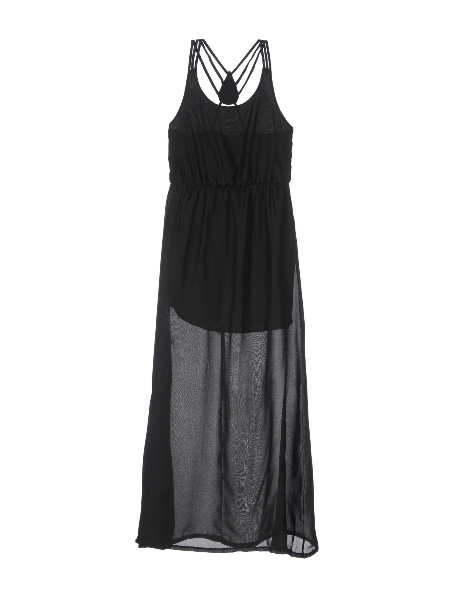 где купить NYMPH Длинное платье по лучшей цене