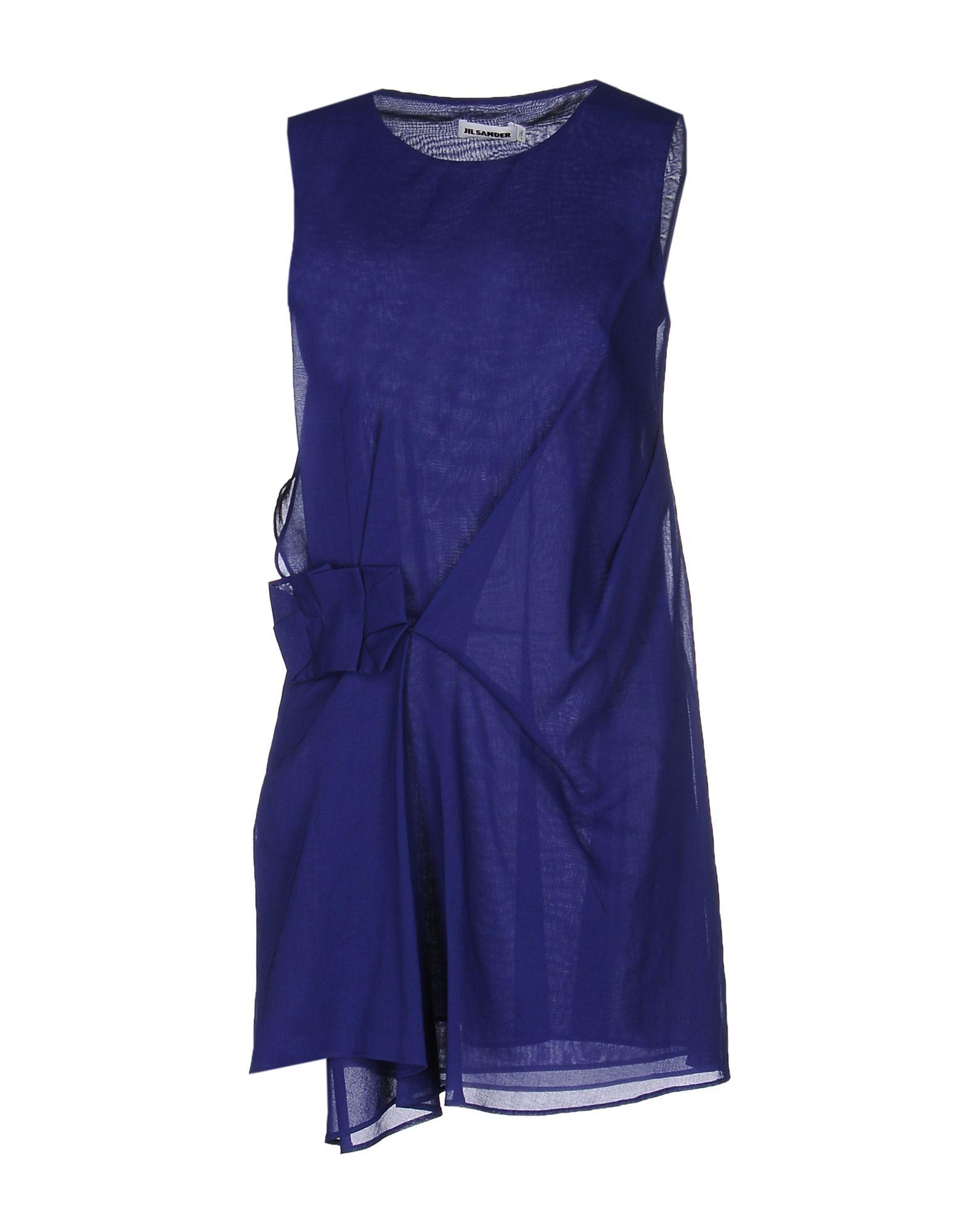 JIL SANDER Короткое платье