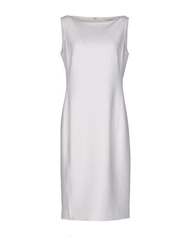 Платье до колена RALPH LAUREN BLACK LABEL 34663837EN