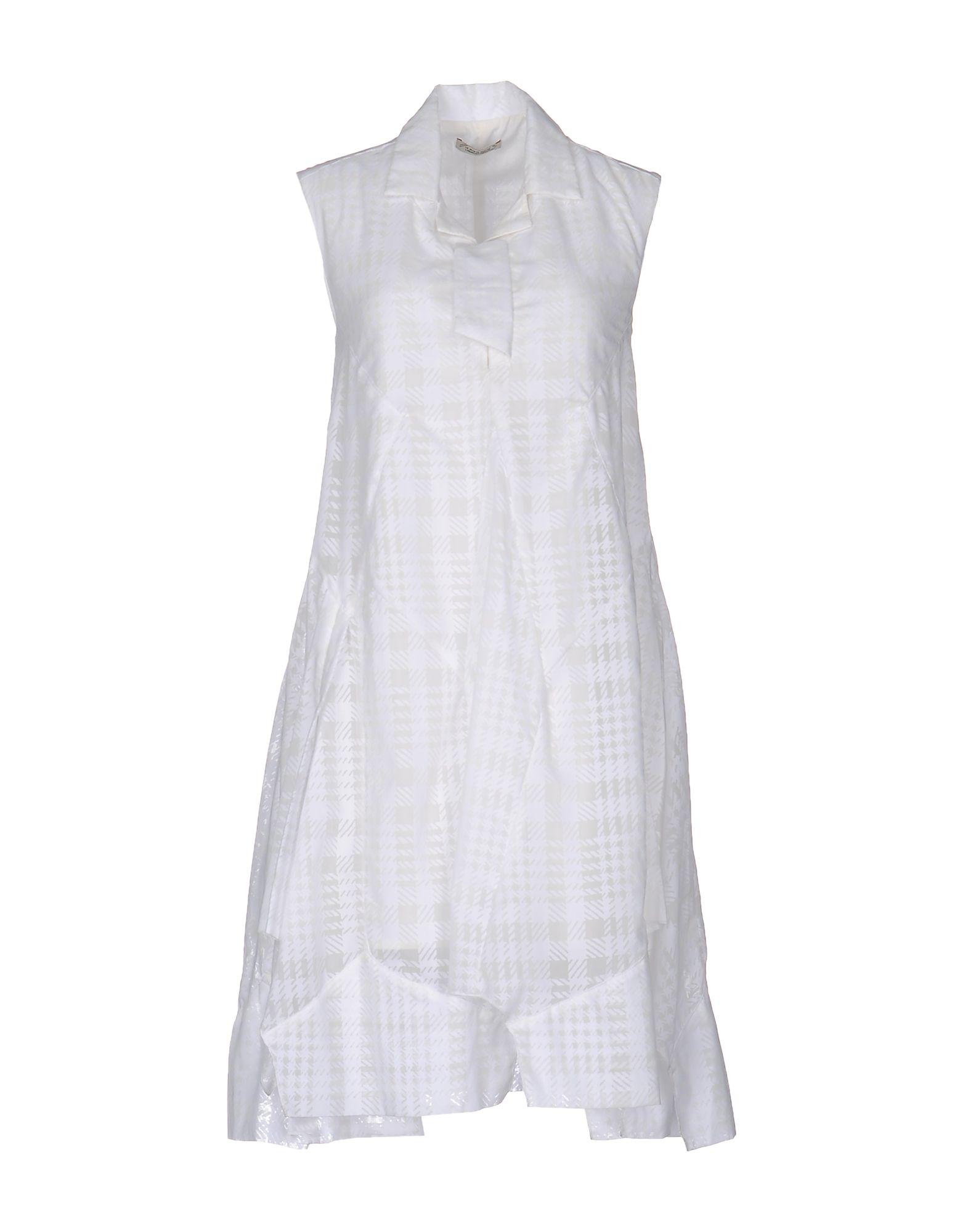 LE JEAN DE MARITHÉ + FRANÇOIS GIRBAUD Короткое платье le jean de marithé françois girbaud джинсовая юбка