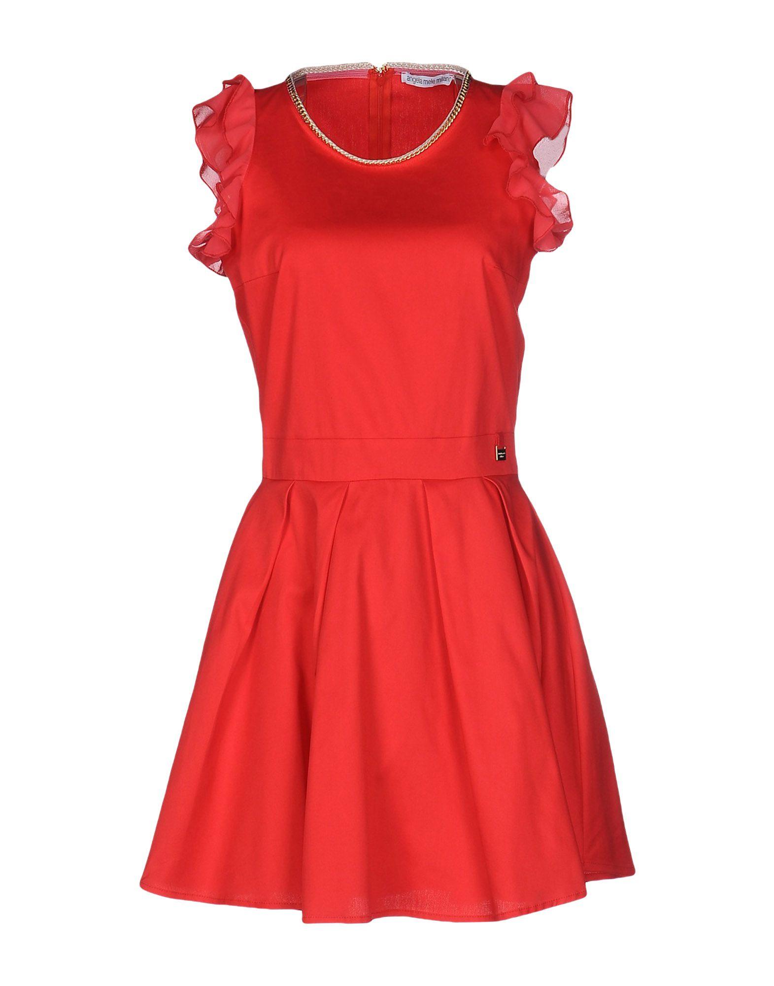 ANGELA MELE MILANO | ANGELA MELE MILANO Short dresses | Goxip