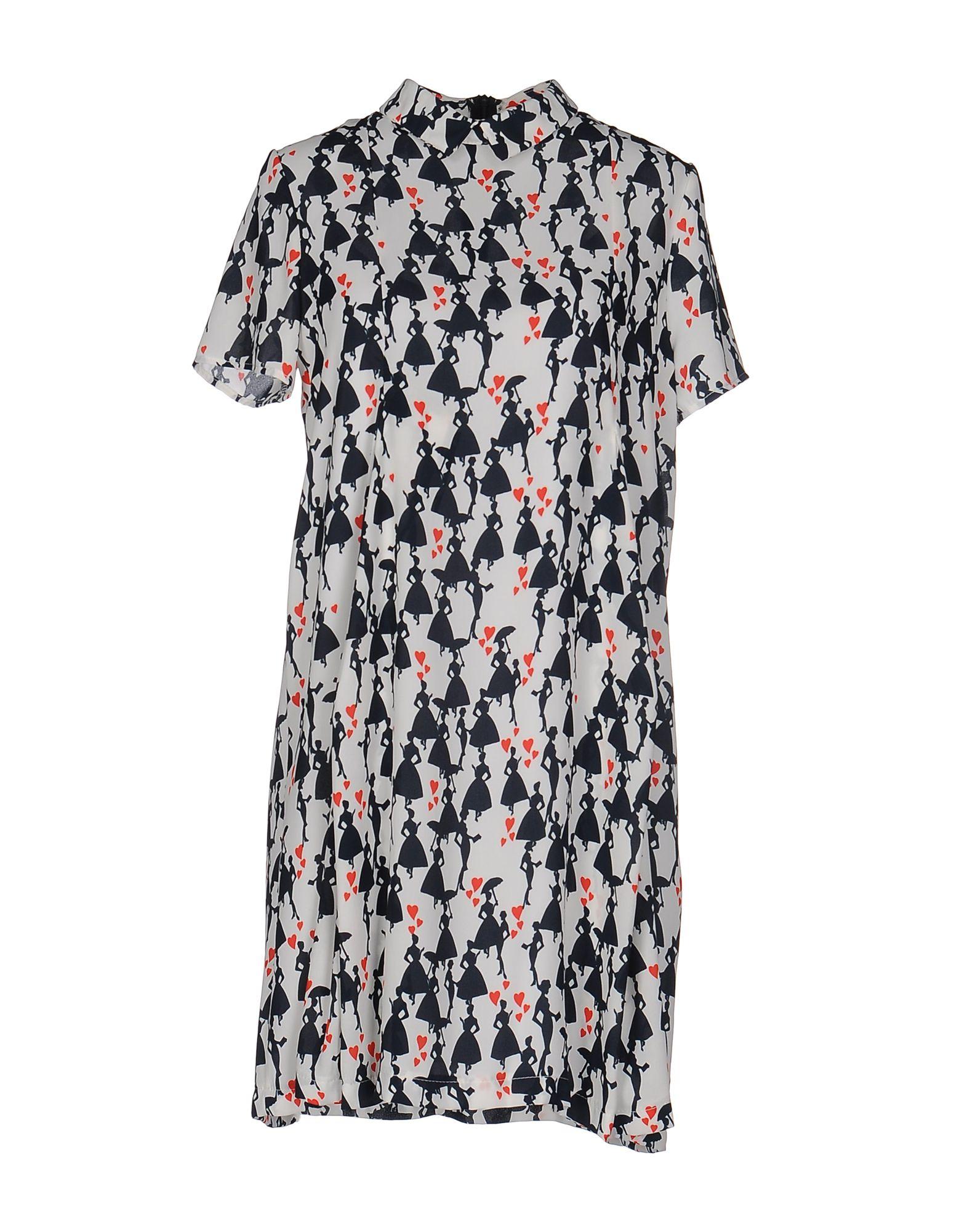 ANGELA MELE MILANO Короткое платье платья angela платье