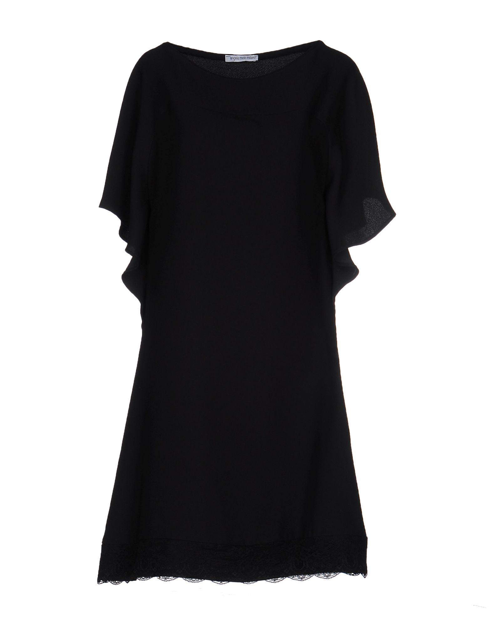 ANGELA MELE MILANO Короткое платье angela mele milano блузка