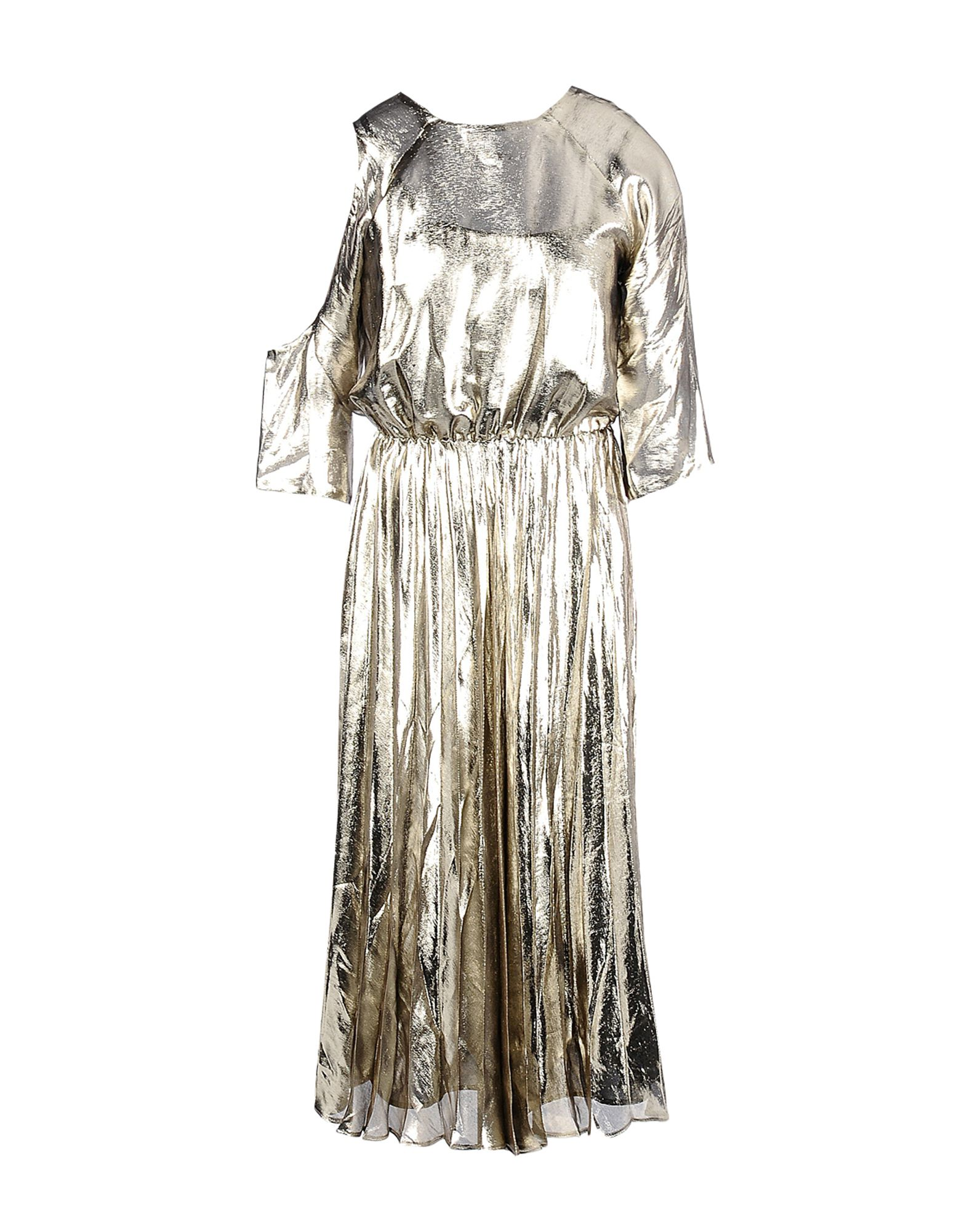 ANOUKI Evening Dress in Platinum