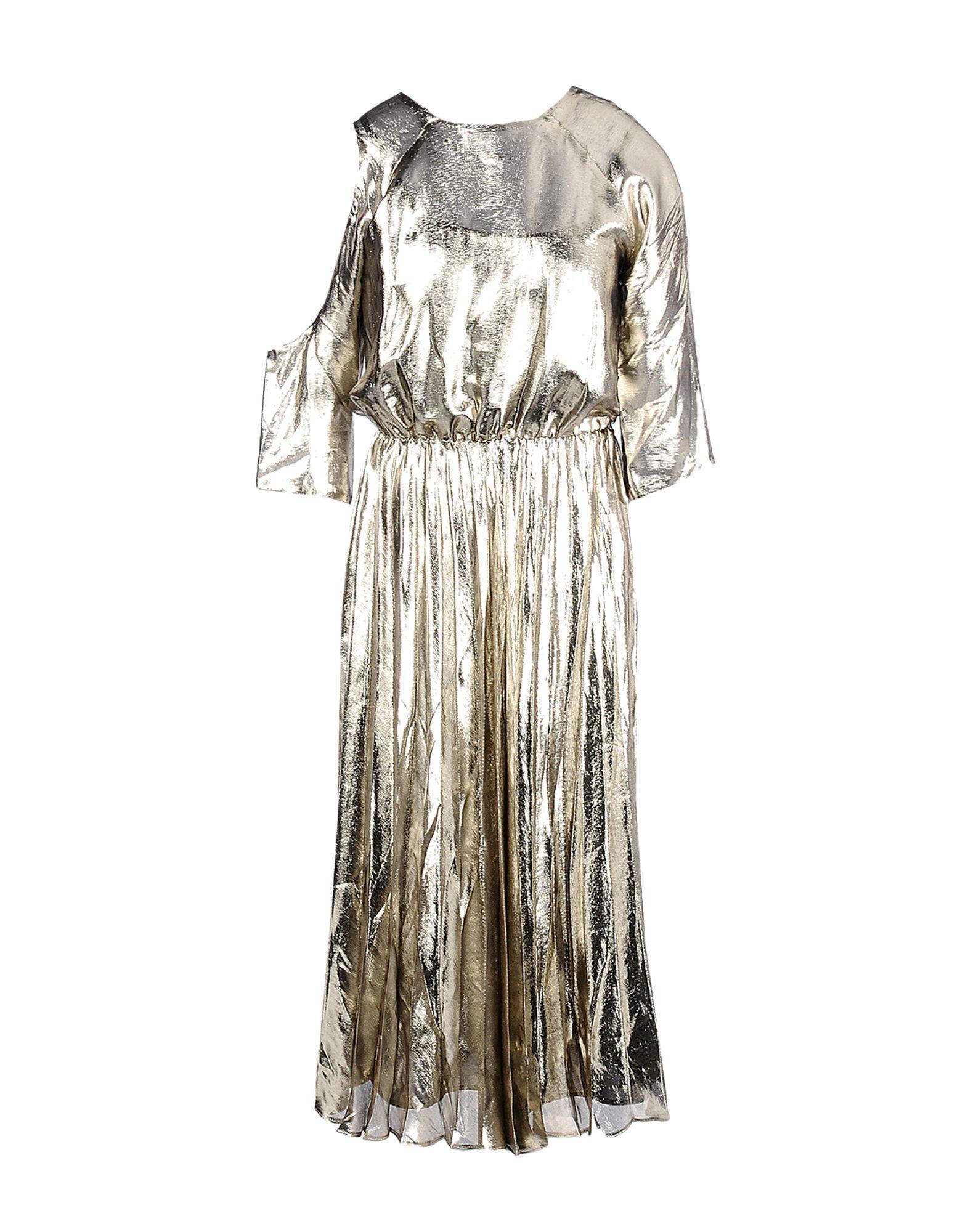 ANOUKI Платье до колена цены онлайн