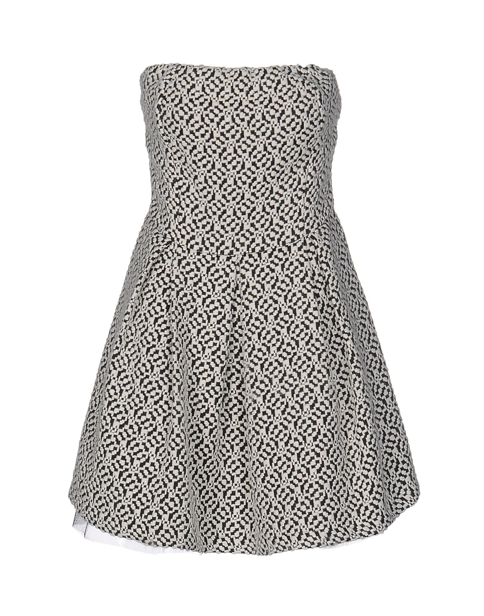 KOR@KOR Короткое платье kor kor pубашка