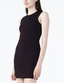 ARMANI EXCHANGE PONTE BODYCON DRESS Mini dress D d