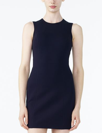 ARMANI EXCHANGE PONTE BODYCON DRESS Woman front