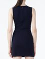 ARMANI EXCHANGE PONTE BODYCON DRESS Mini dress Woman r
