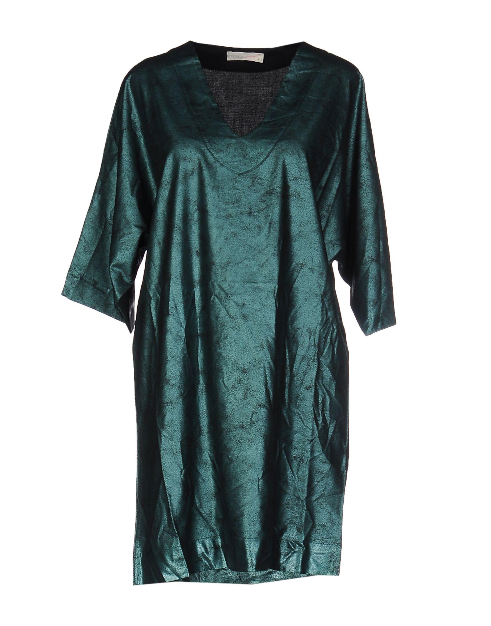 MONICA •LENDINEZ Короткое платье цена