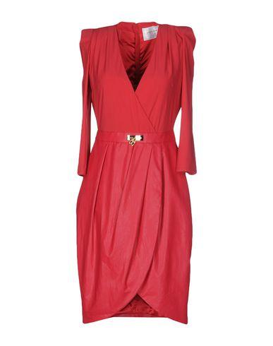 Платье до колена PASSEPARTOUT DRESS by ELISABETTA FRANCHI CELYN b. 34667692KW