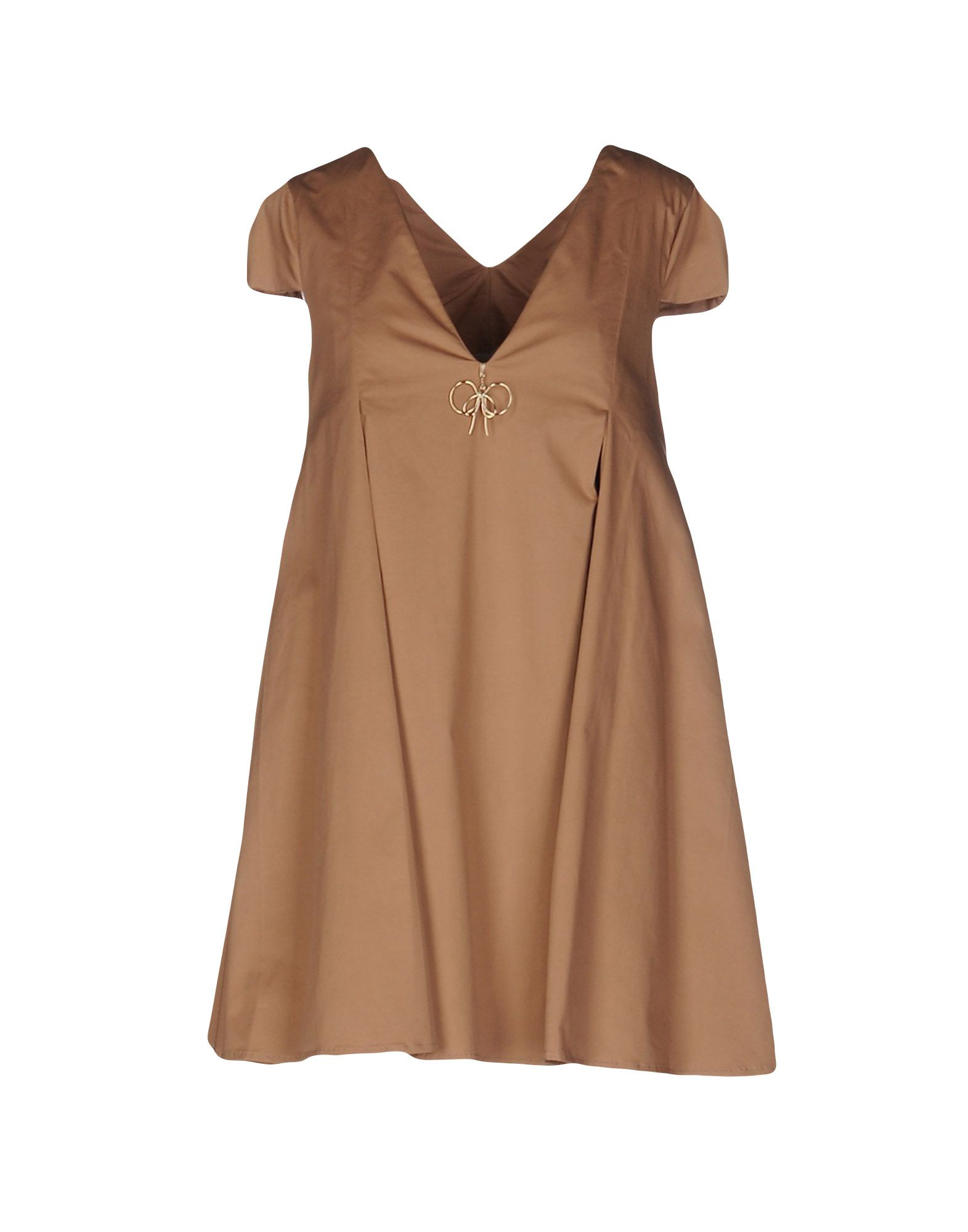 ELISABETTA FRANCHI 24 ORE Короткое платье
