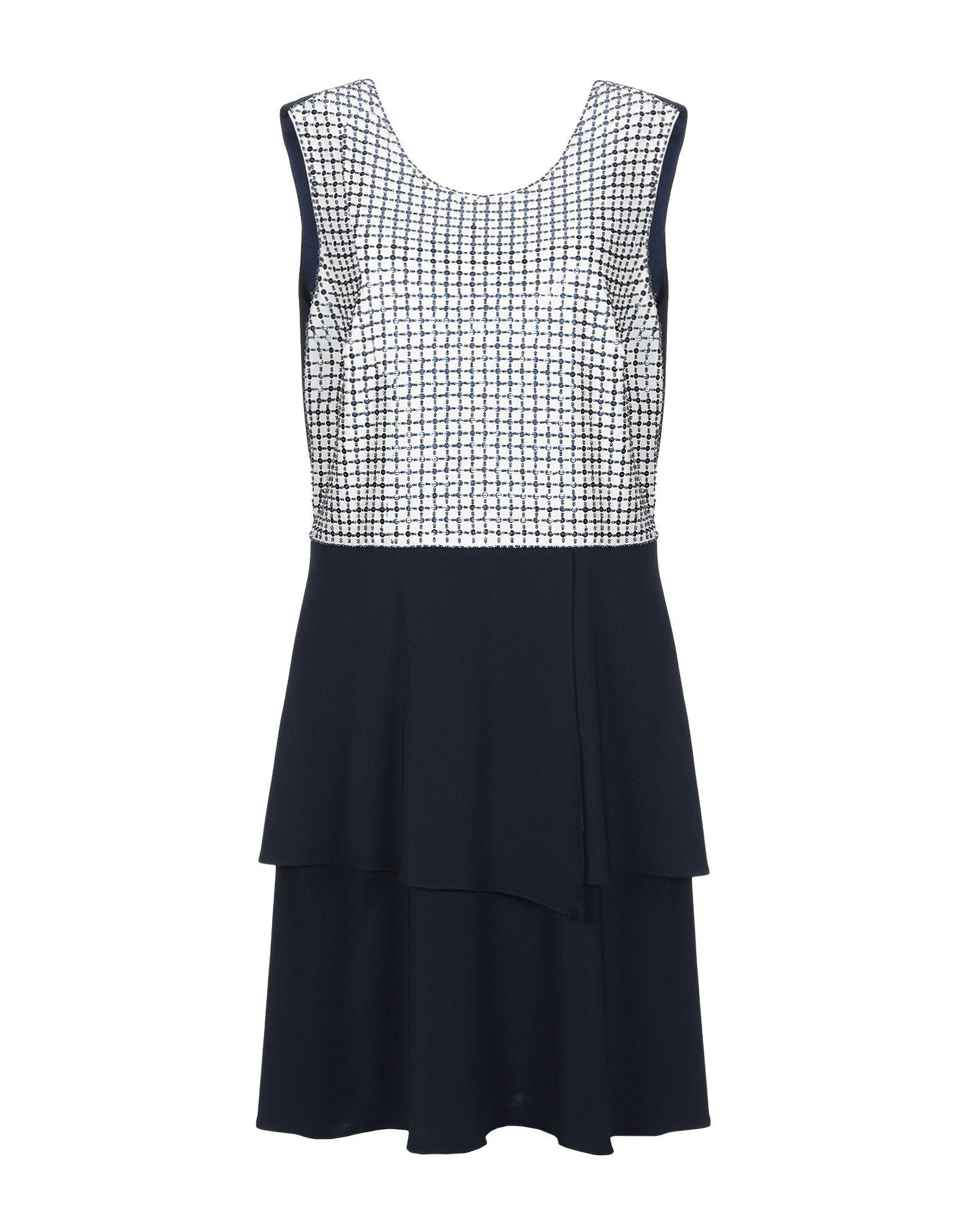 SOLOGIOIE Короткое платье