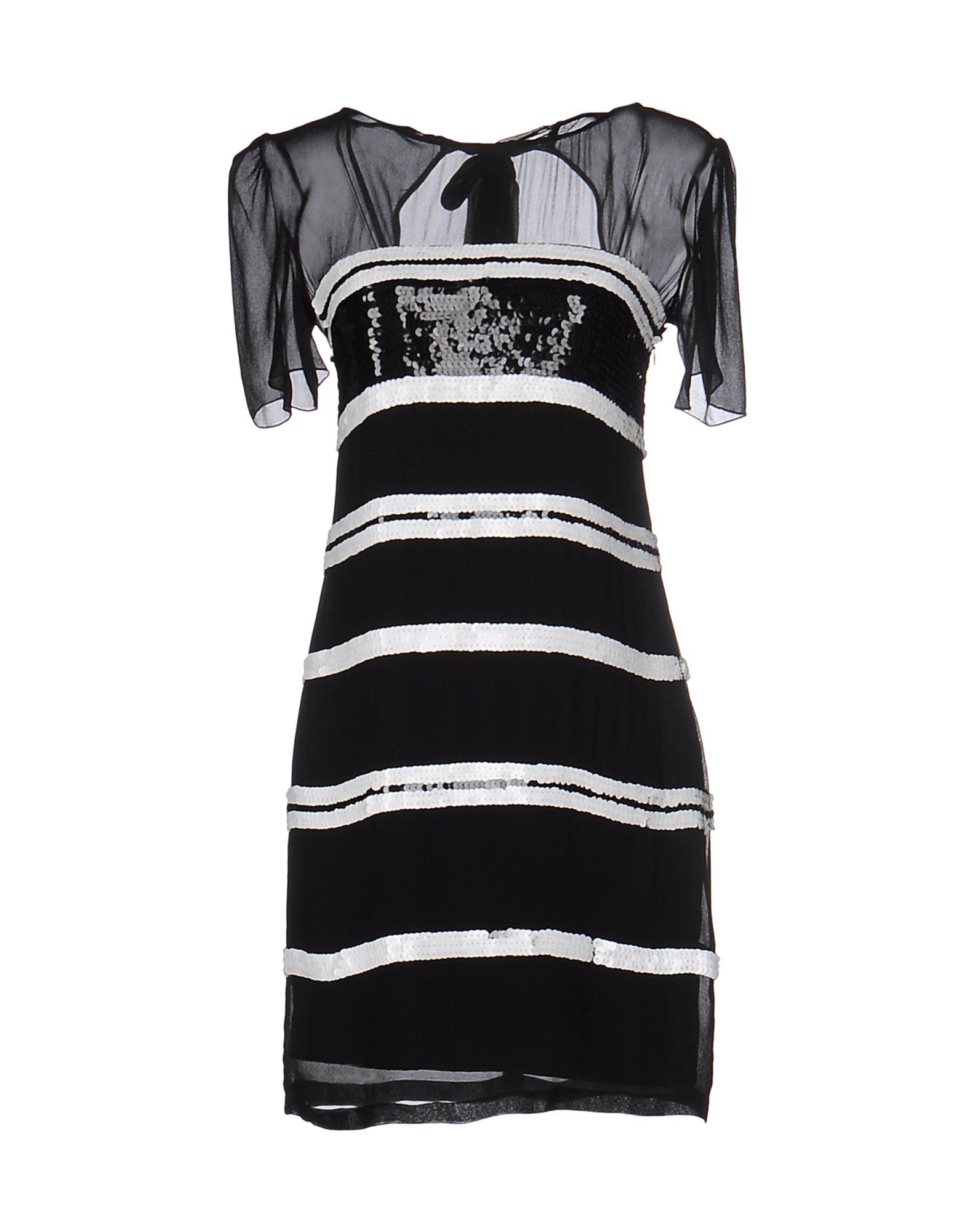 ALICE by TEMPERLEY Короткое платье платье alice by temperley платья и сарафаны макси длинные