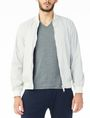 ARMANI EXCHANGE REVERSIBLE LOGO PRINT PACKABLE BOMBER Jacket Man f