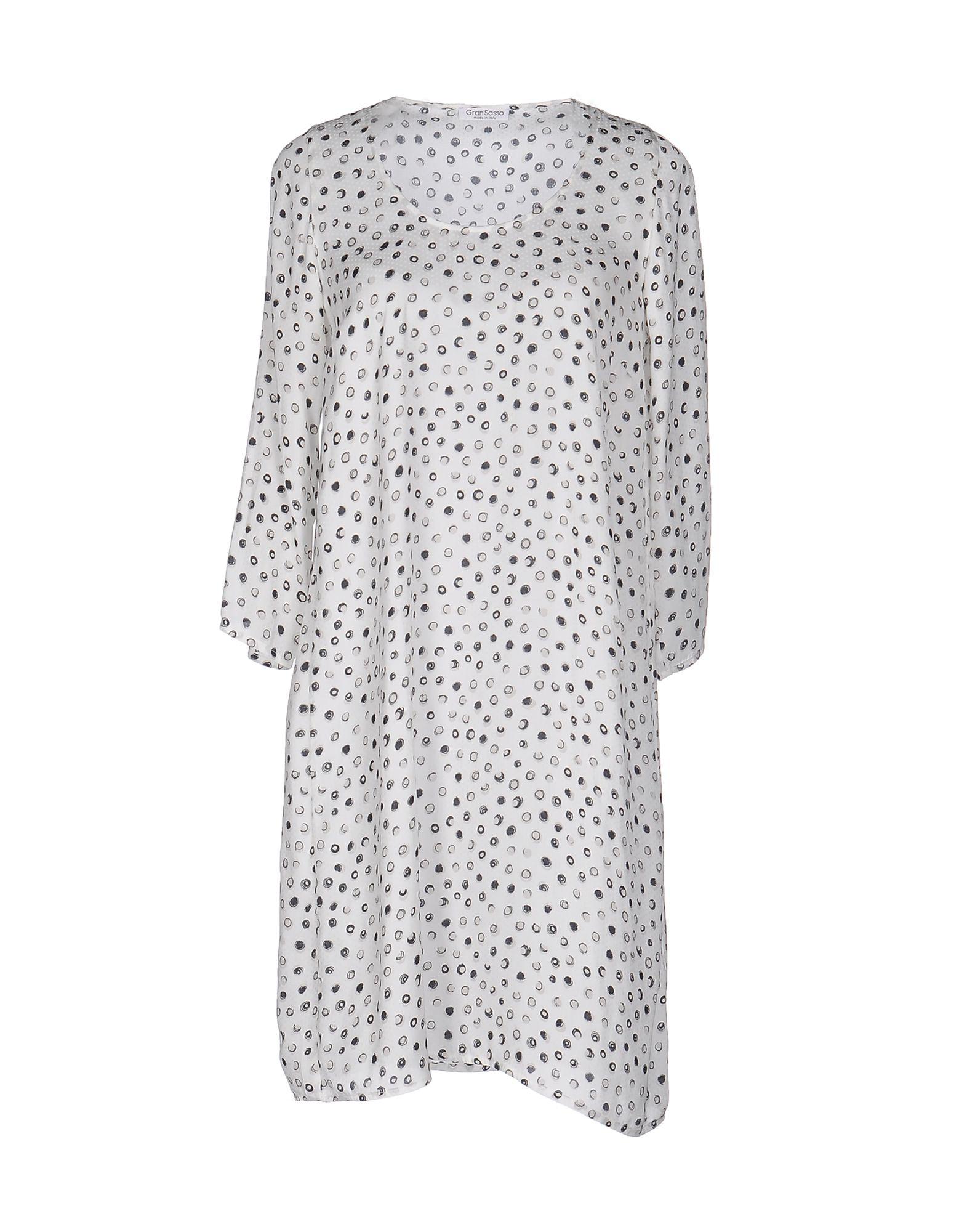 GRAN SASSO Короткое платье lisa corti короткое платье