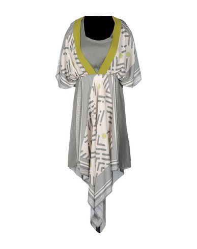 цена  SISTE' S Платье до колена  онлайн в 2017 году