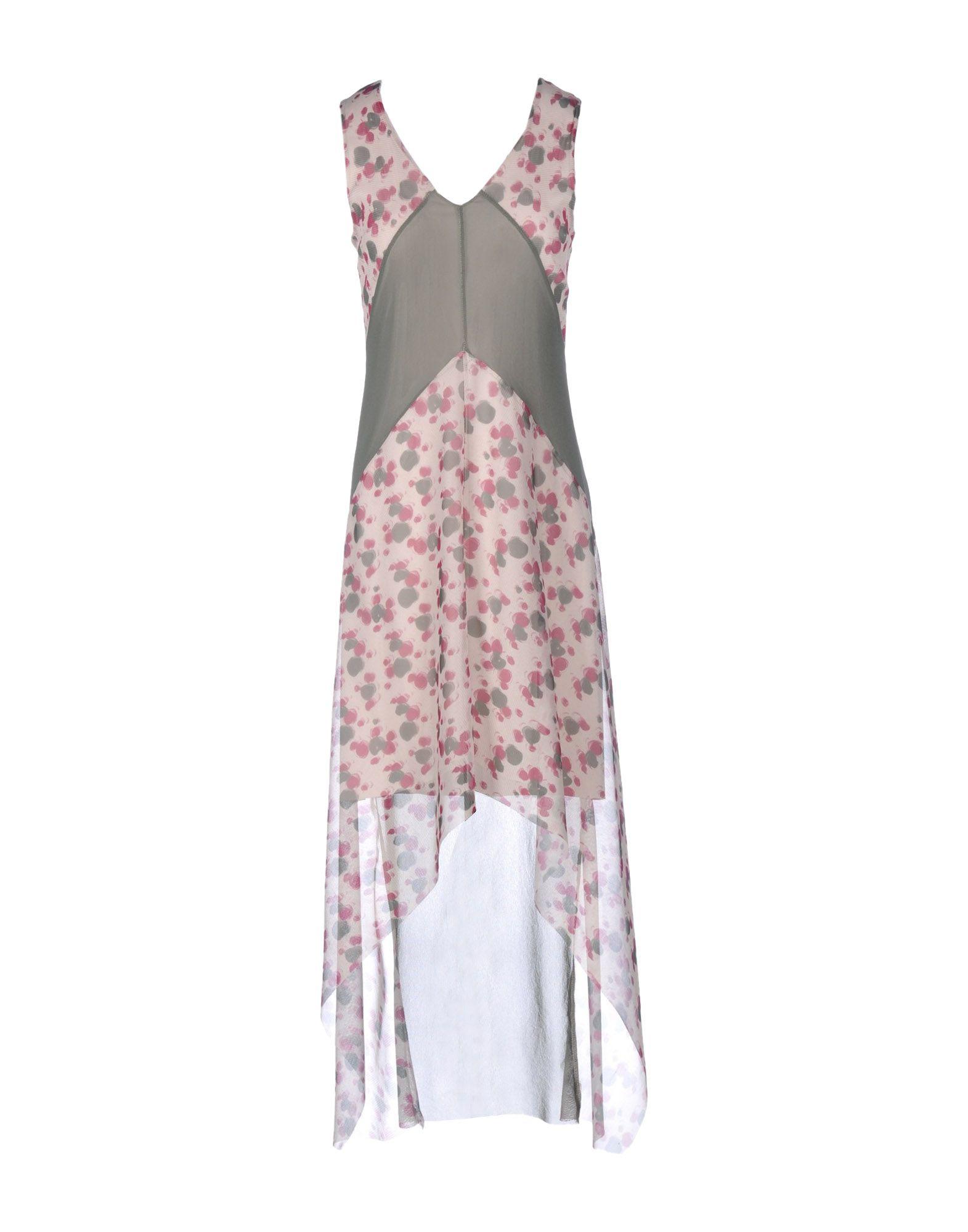 SISTE' S Длинное платье цена и фото