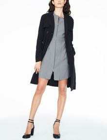 ARMANI EXCHANGE LIGHTWEIGHT LONG TRENCH Coat D a