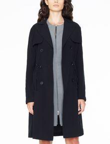 ARMANI EXCHANGE LIGHTWEIGHT LONG TRENCH Coat Woman f