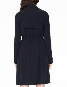 ARMANI EXCHANGE LIGHTWEIGHT LONG TRENCH Coat Woman r