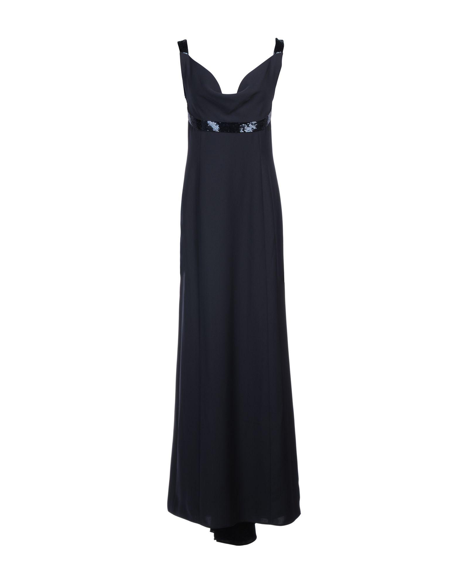 ARMANI COLLEZIONI Длинное платье длинное платье с узорами lamiavita
