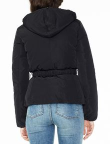 ARMANI EXCHANGE BELTED PUFFER PUFFER JACKET D r