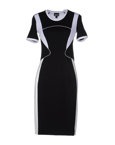 Платье до колена JUST CAVALLI 34669526SI