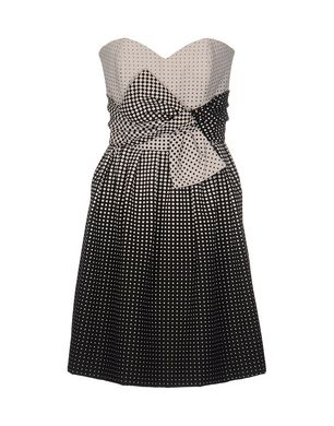 PAULE KA Damen Kurzes Kleid Farbe Schwarz Größe 5 Sale Angebote