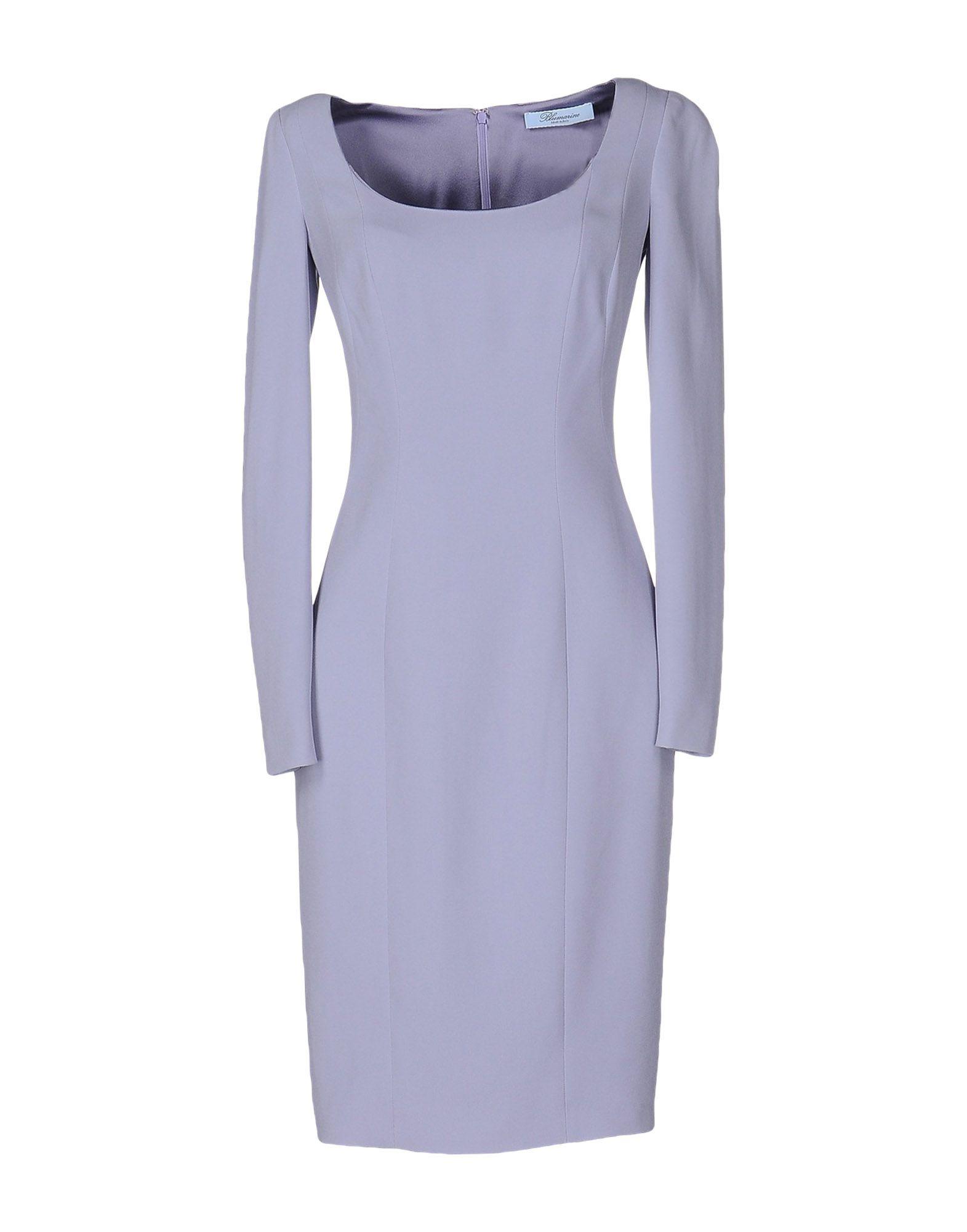 BLUMARINE Платье до колена blumarine платье до колена