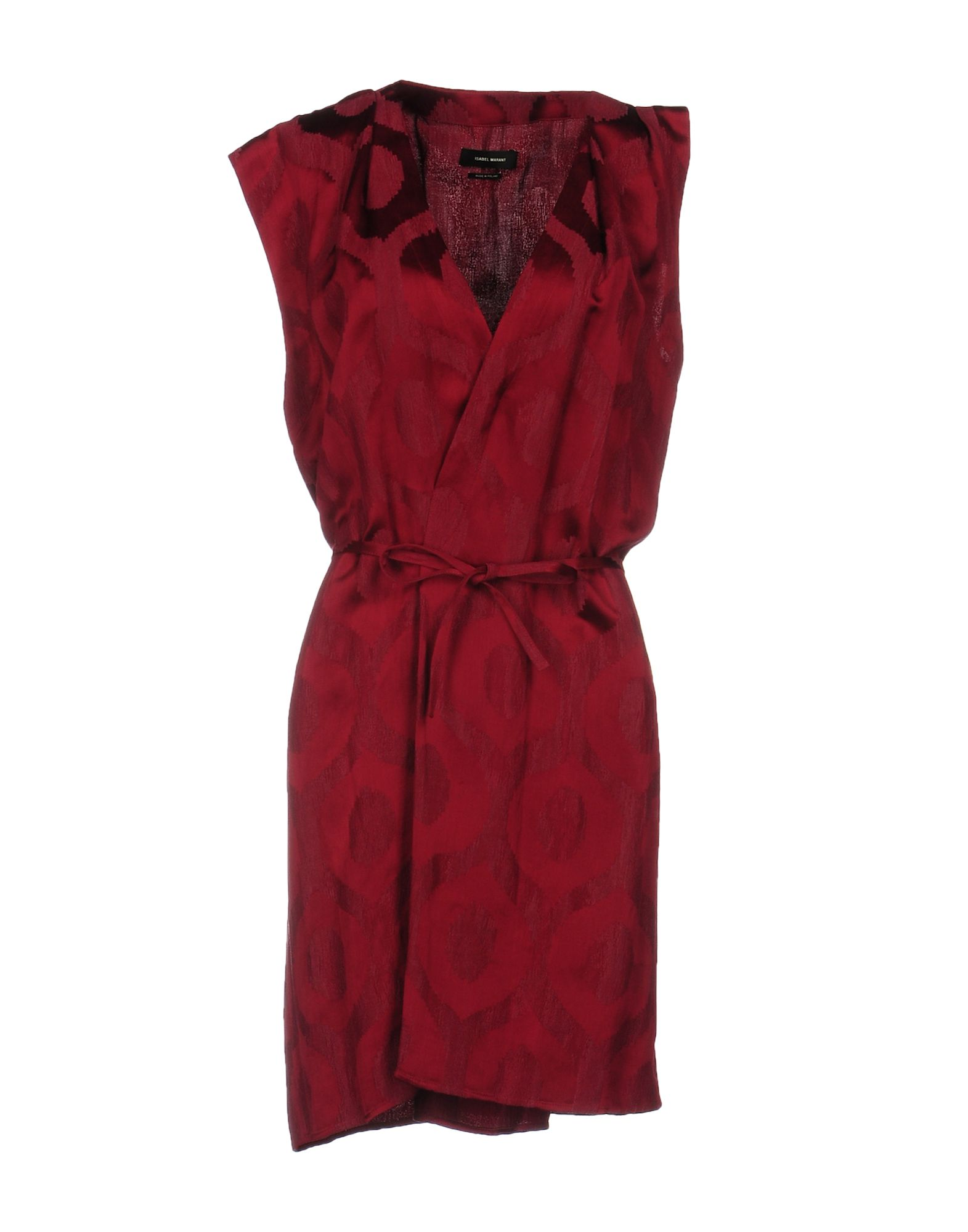 ISABEL MARANT Короткое платье isabel marant ремень