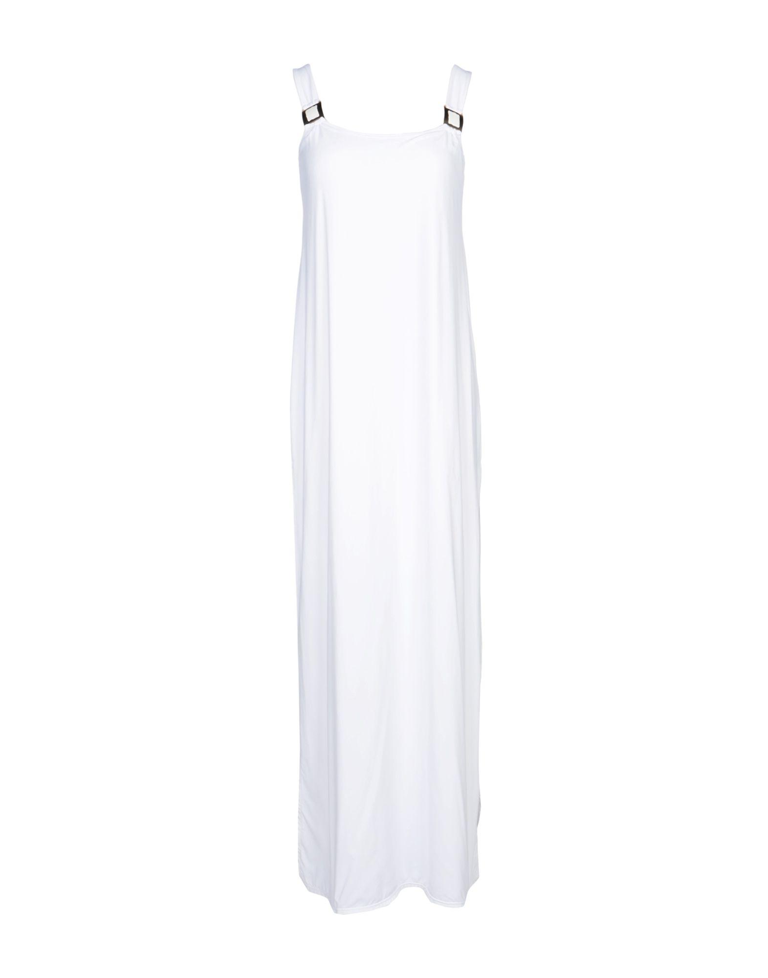 VANDA CATUCCI Длинное платье цены онлайн