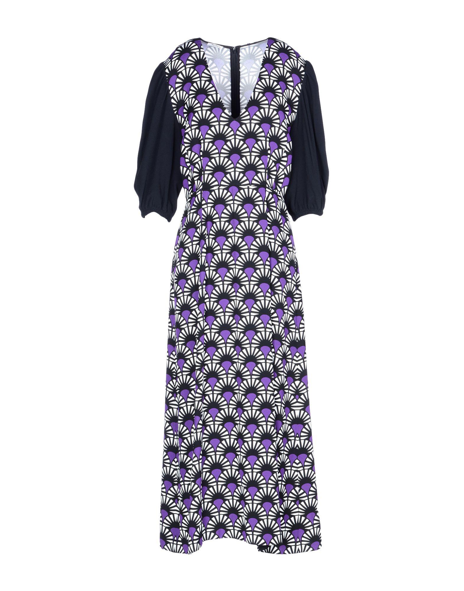 MIU MIU Платье длиной 3/4 lisa corti платье длиной 3 4