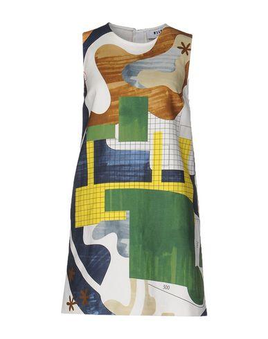 Короткое платье от MSGM