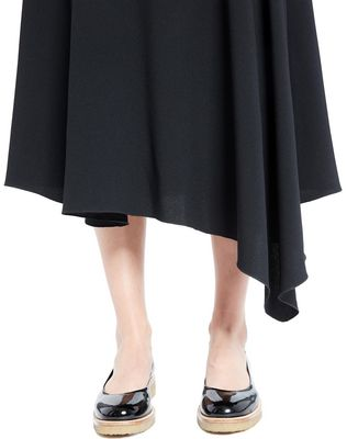 LANVIN SATIN CRÊPE DRESS Dress D b