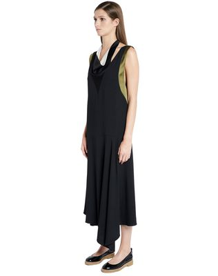 LANVIN SATIN CRÊPE DRESS Dress D e