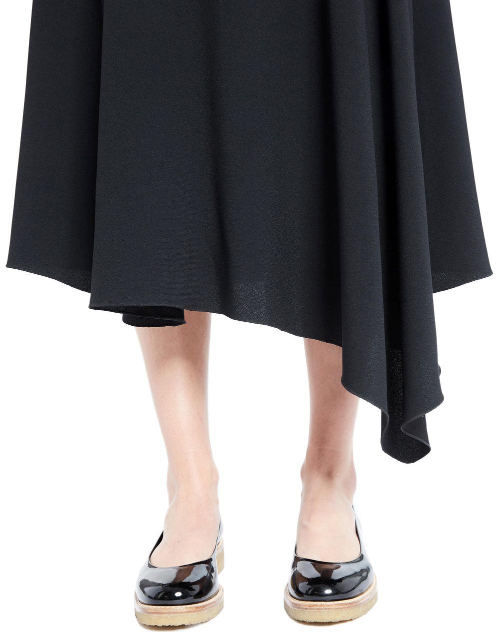 SATIN CRÊPE DRESS - Lanvin