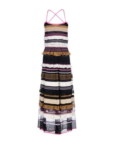 Длинное платье SALVATORE FERRAGAMO 34671889NX
