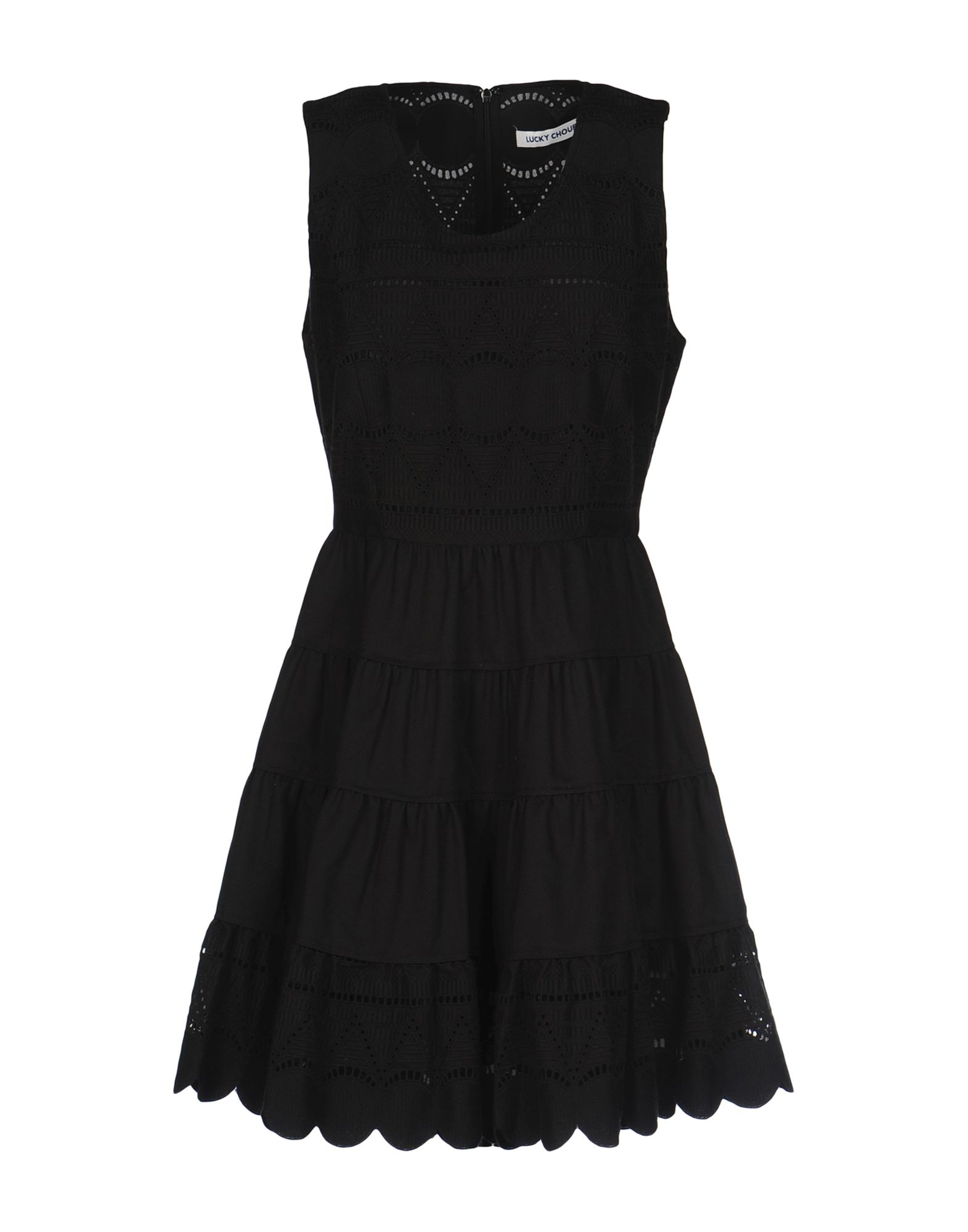 LUCKY CHOUETTE Короткое платье эхолот lucky ffw718li