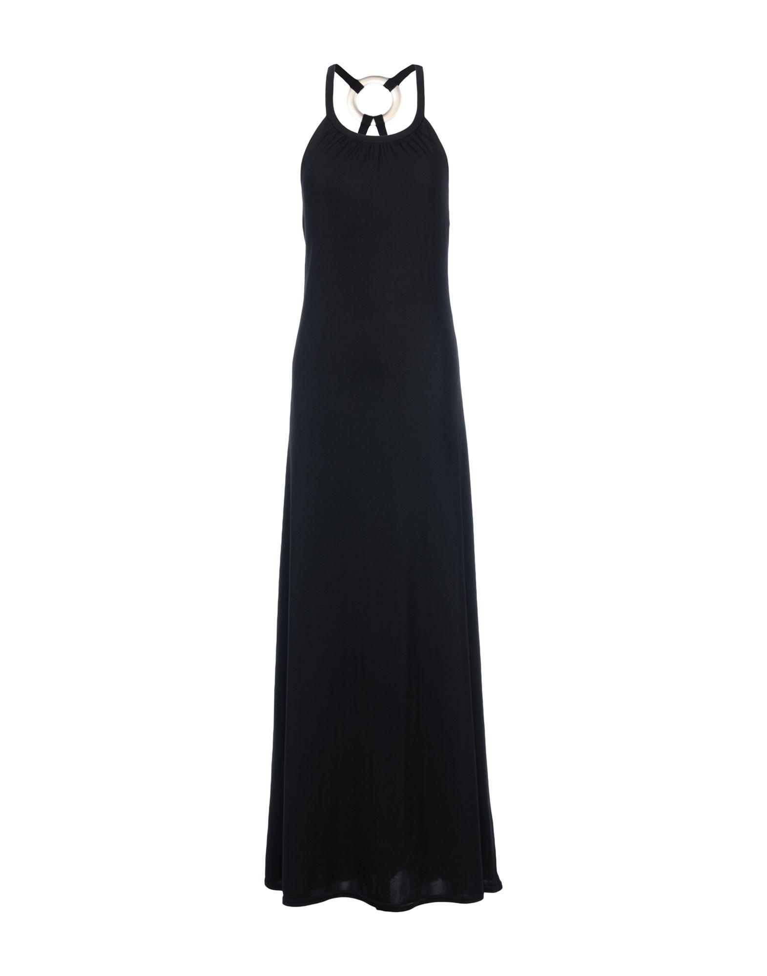 ELISA CORTÉS Длинное платье