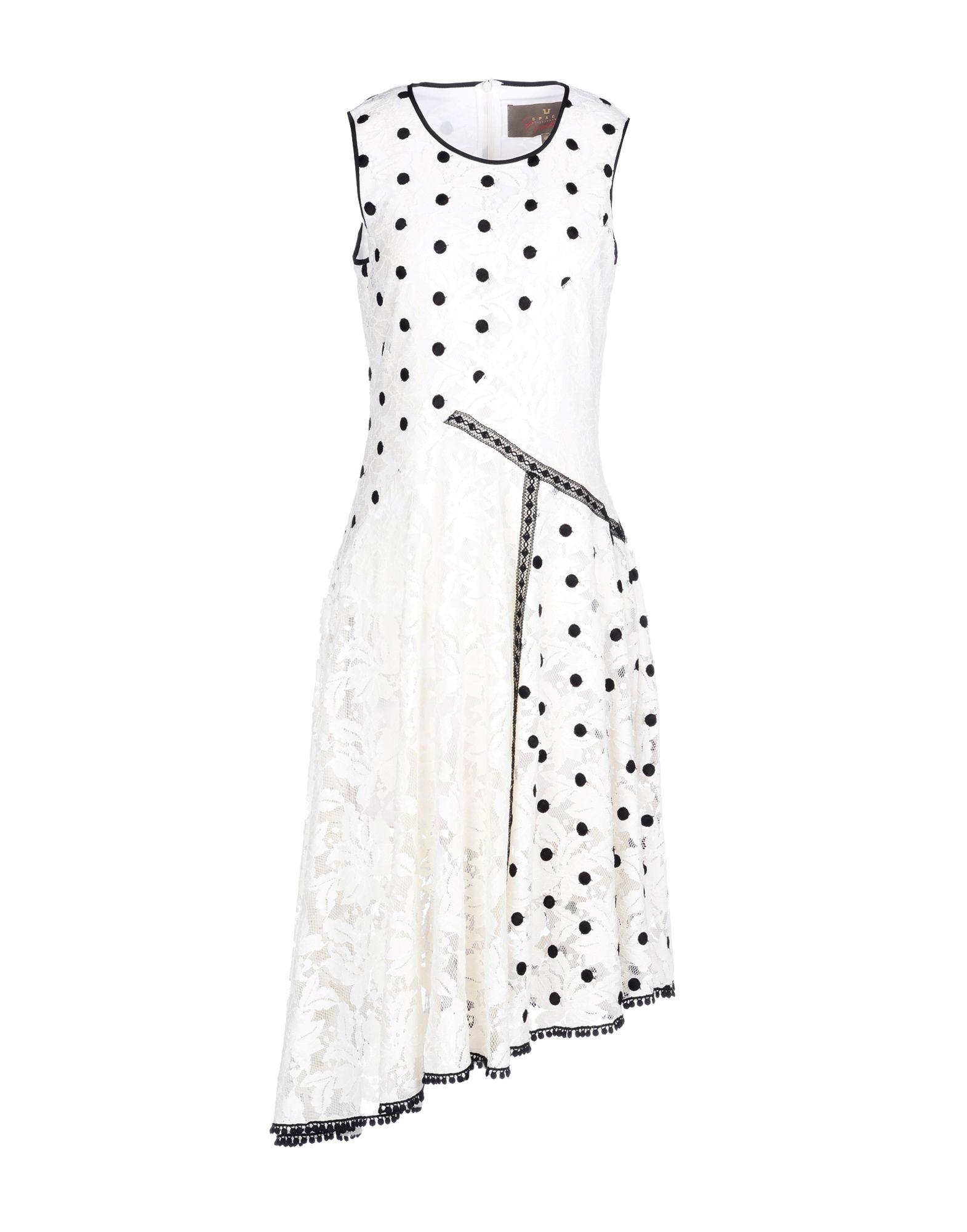 SPACE STYLE CONCEPT Платье до колена