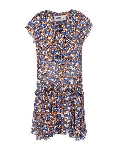 Платье до колена от LUCKY CHOUETTE