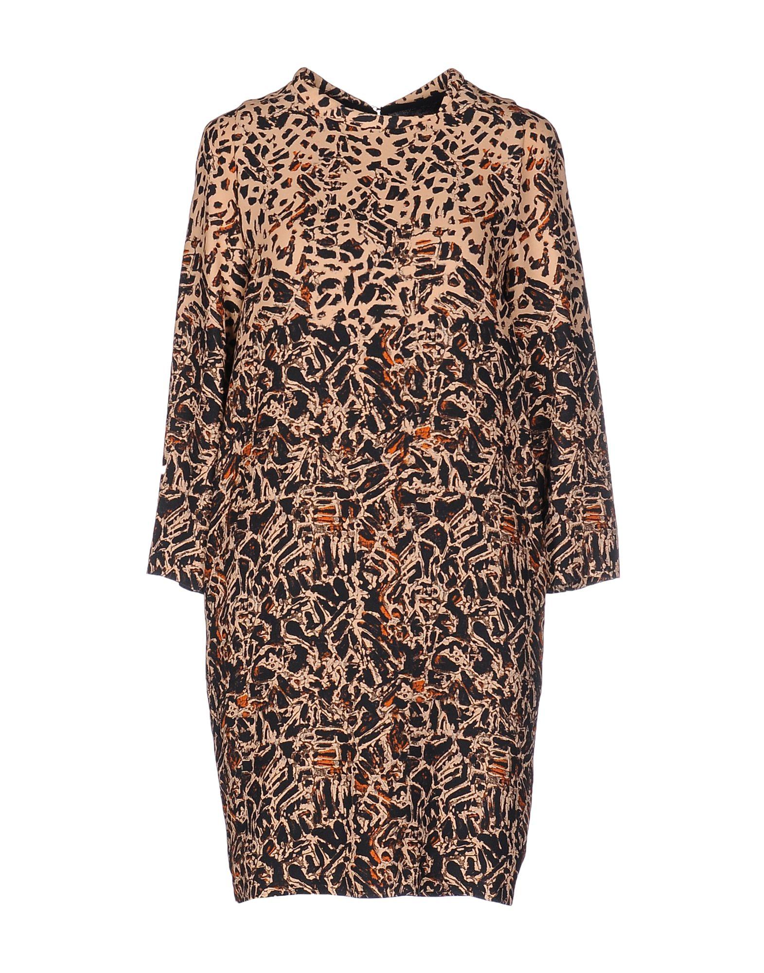 NEW YORK INDUSTRIE Короткое платье аксессуар gembird cablexpert hdmi dvi 19m 19m 1 8m single link black cc hdmi dvi 6