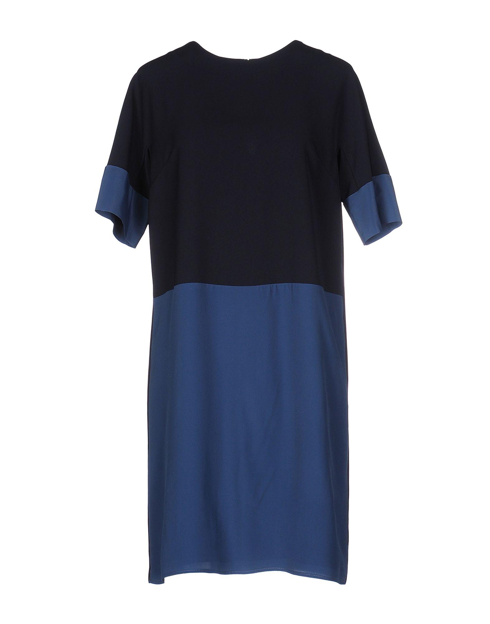 KATIA G. Короткое платье lisa corti короткое платье