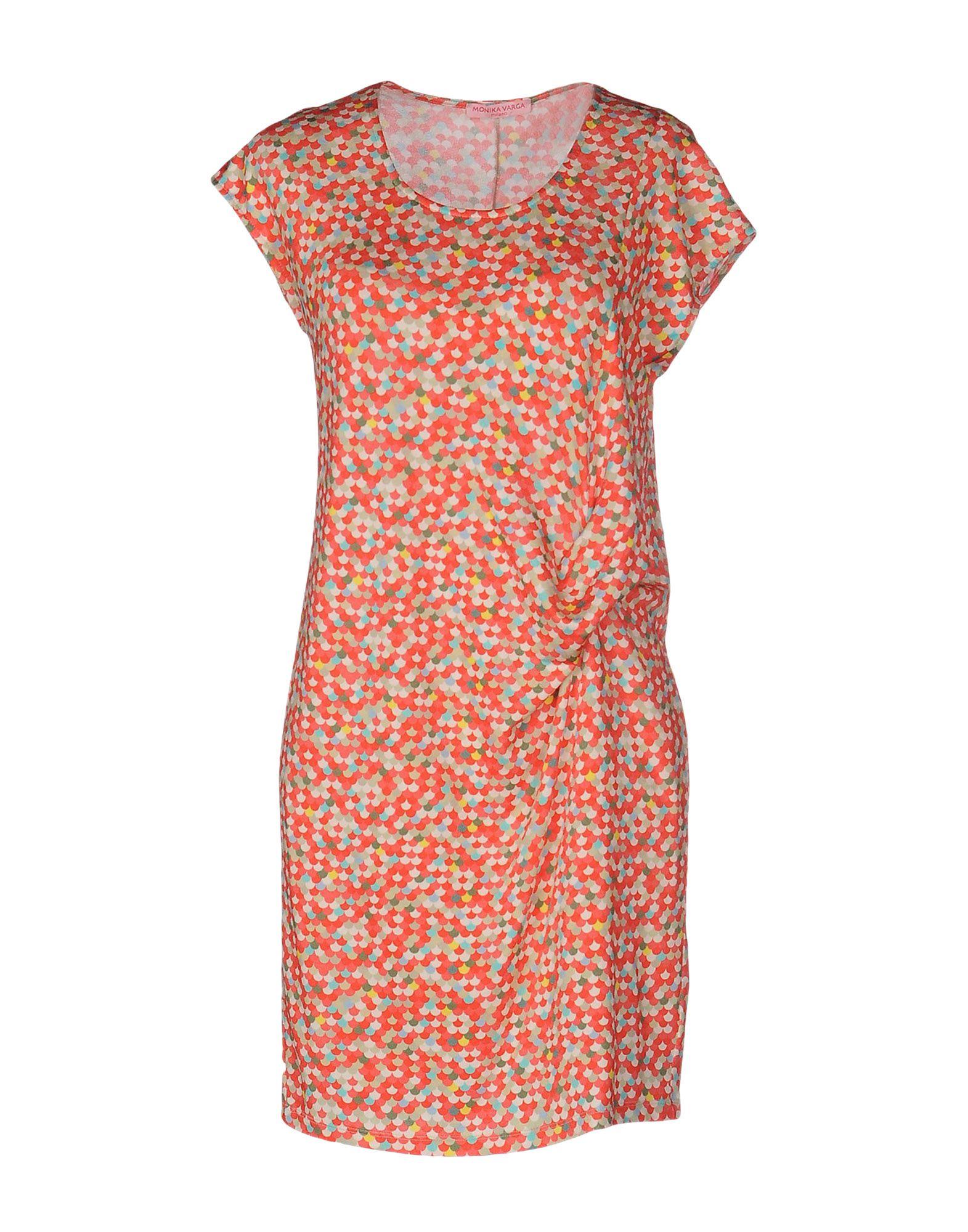 MONIKA VARGA Короткое платье lisa corti короткое платье