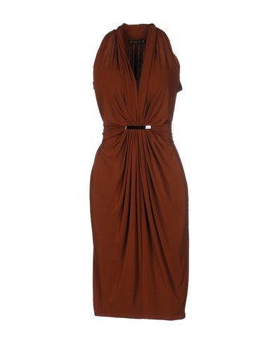 Платье до колена PLEIN SUD 34674654GP
