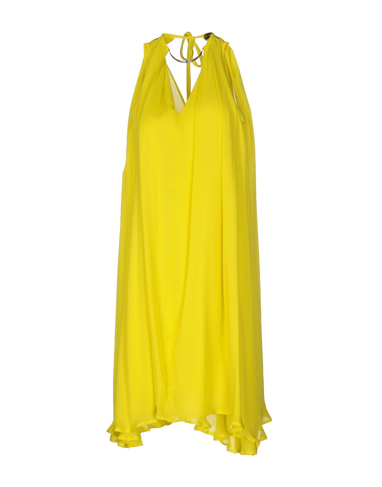 PLEIN SUD Короткое платье plein sud платье на одно плечо
